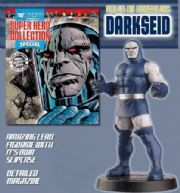 Eaglemoss DC Comics Super Hero Figurine Collection Darkseid Special